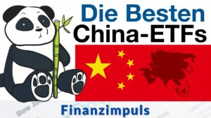 Die Besten China ETFs im Vergleich - Ist der MSCI China wirklich sinnvoll?